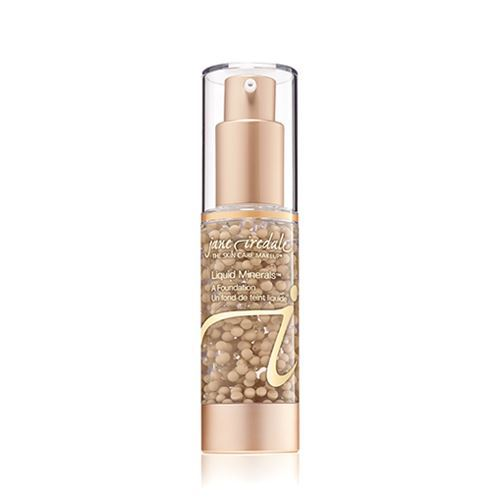 Liquid Minerals Foundation - HONEY BRONZE